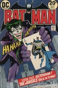 Batman cover 251