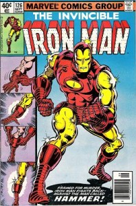 ironman 126 cover